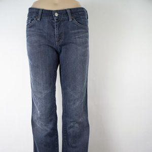 7 For All Mankind A Pocket 29 (31 X 34) Jeans